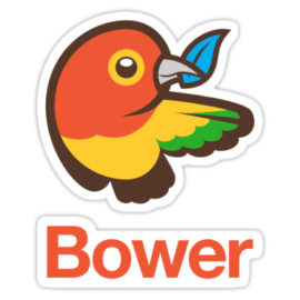 BOWER for front-end package managment