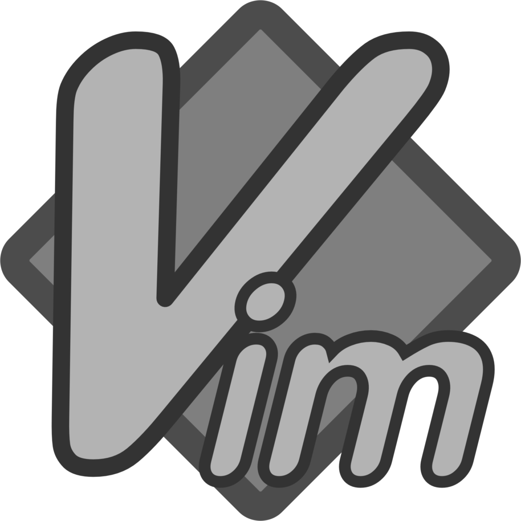Now Vim comes with a change