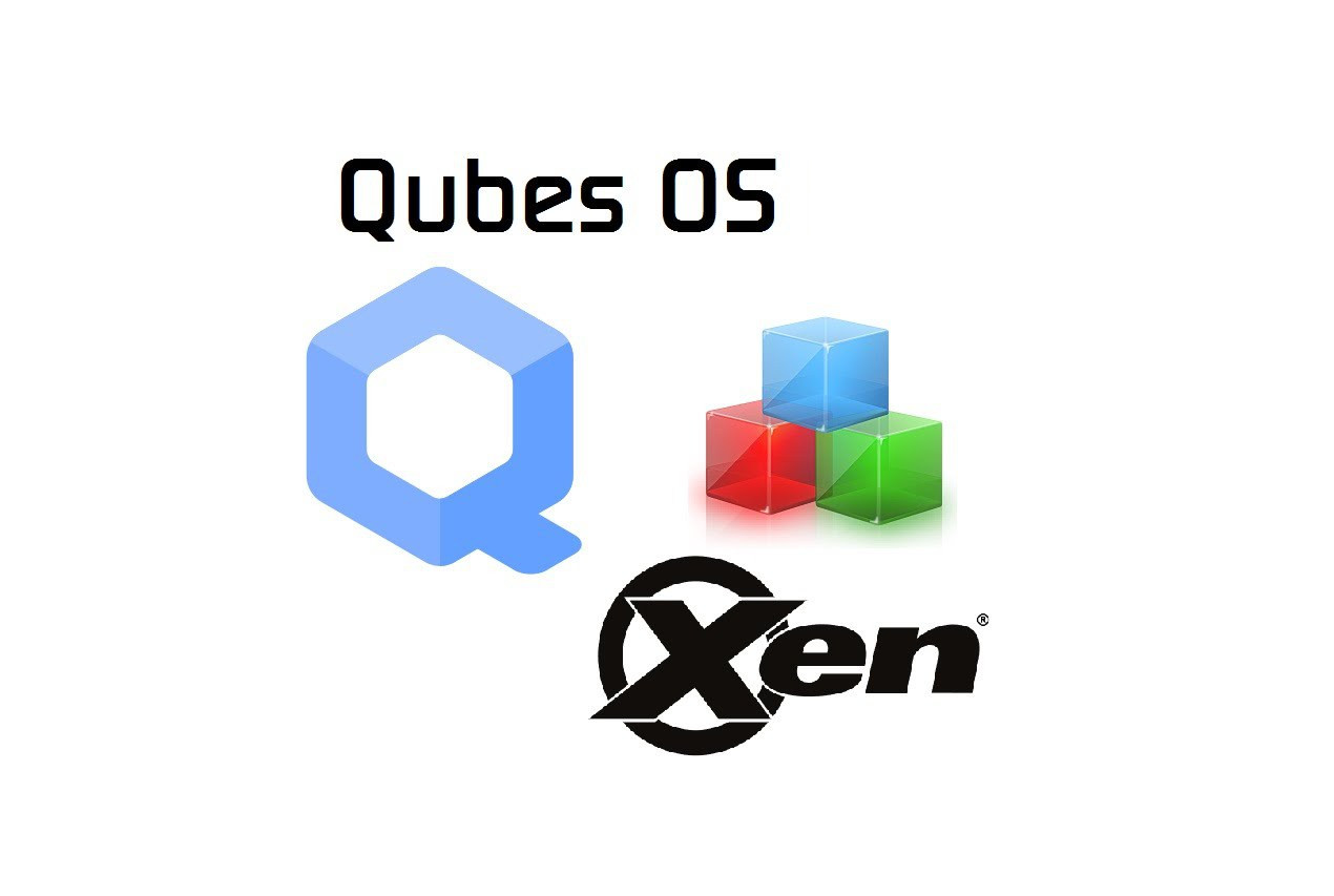 Qubes OS for security