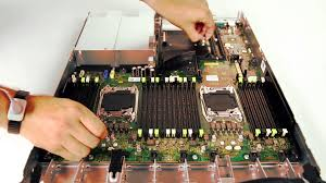 The Impact of Hardware Components in the Performance of a Dedicated Server