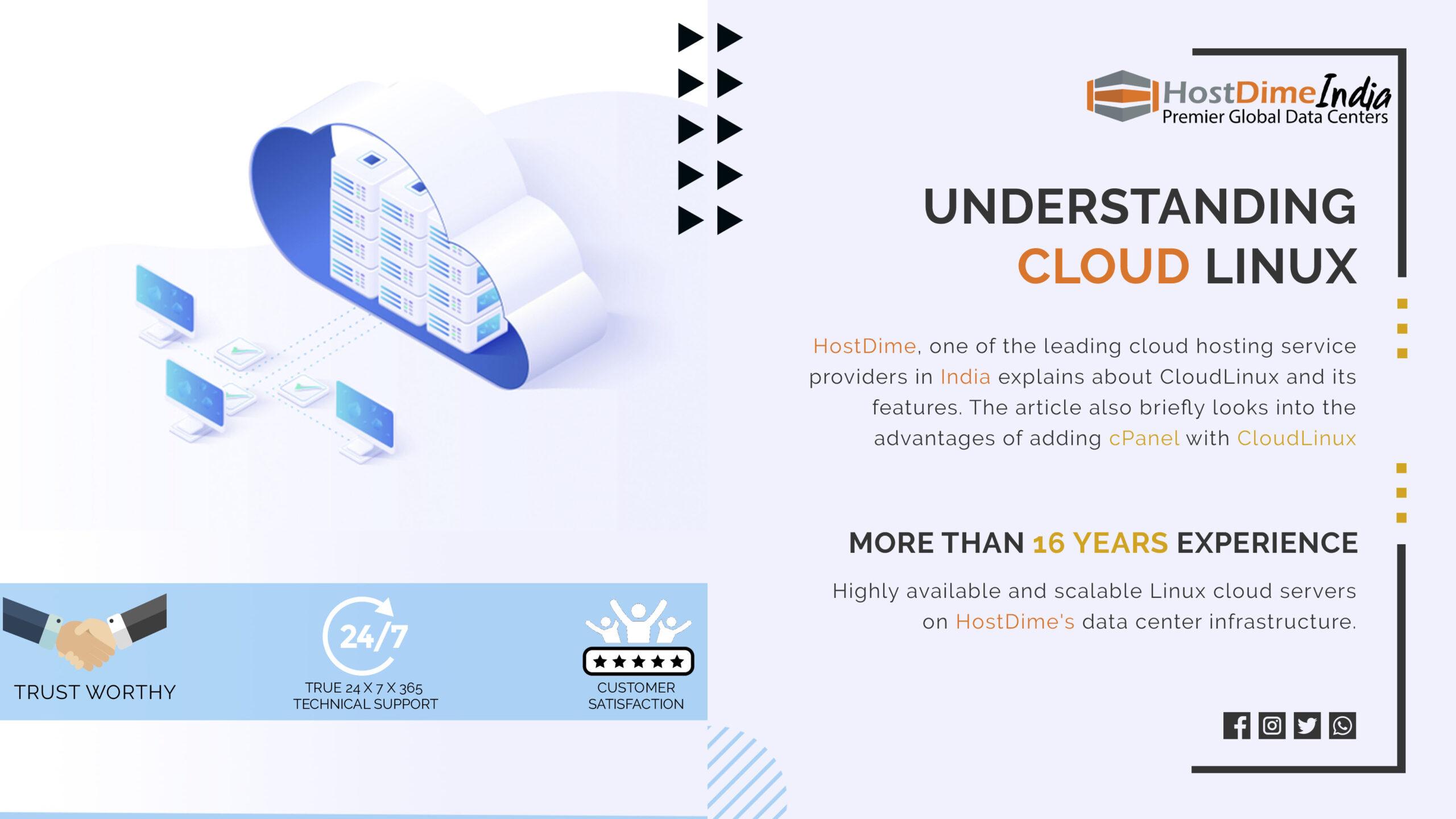 Understanding CloudLinux