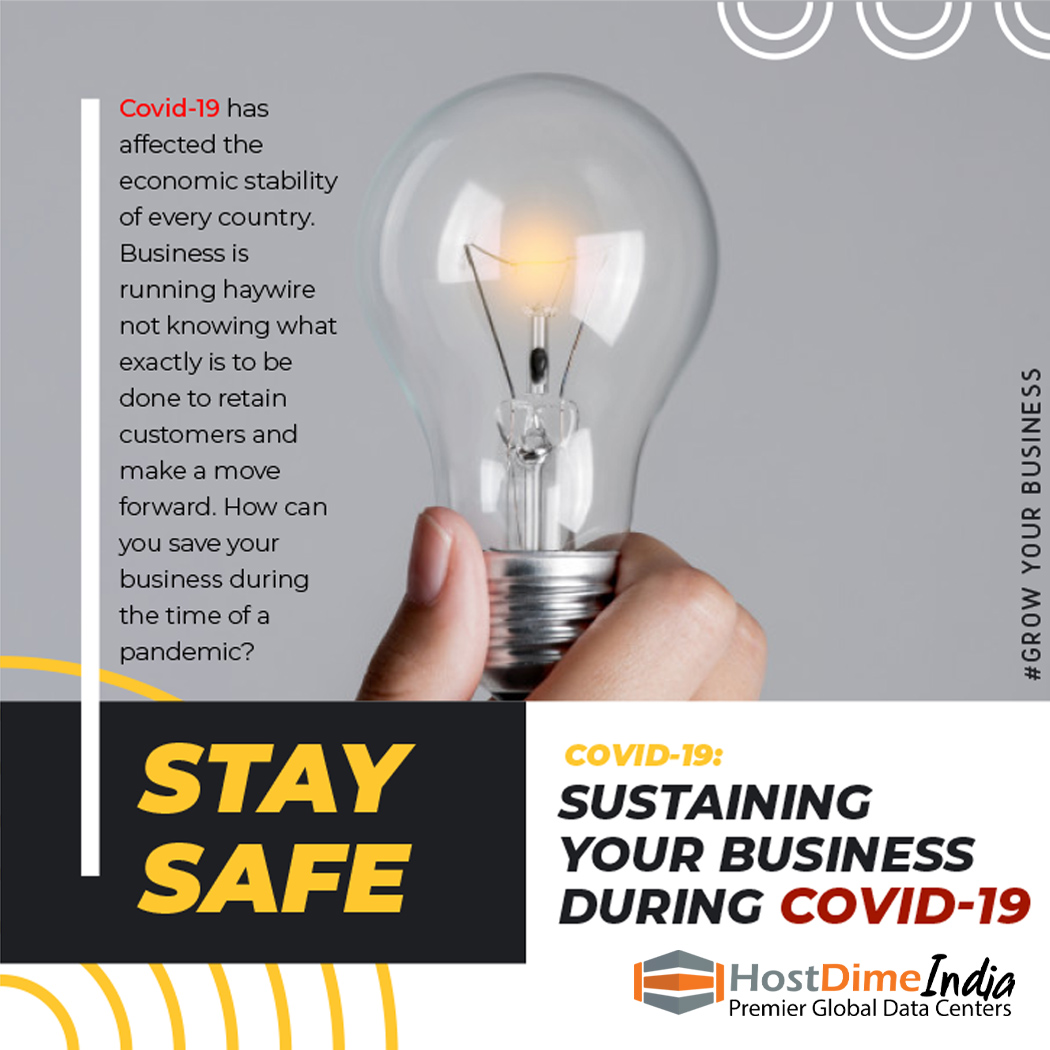 Sustaining your business during Covid-19