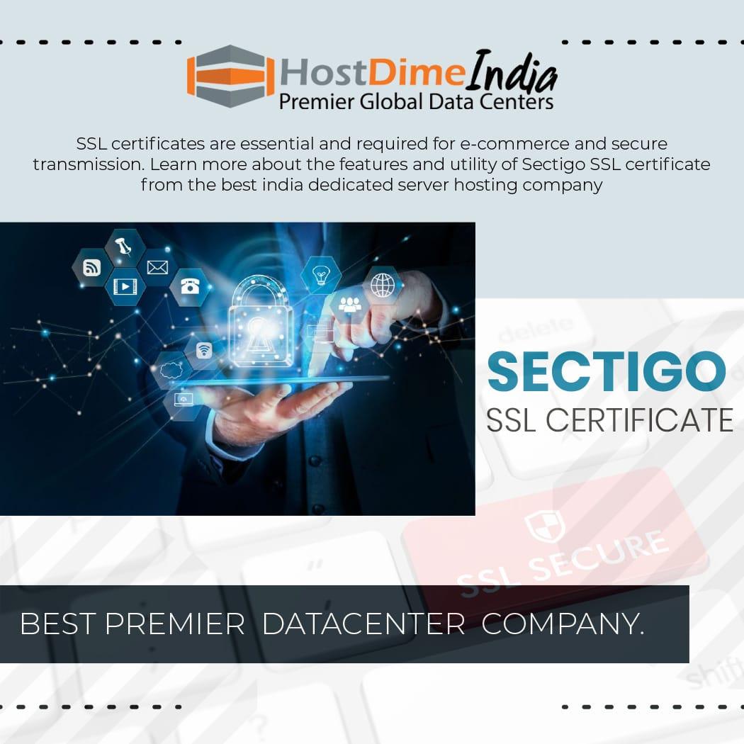 Sectigo SSL Certificate