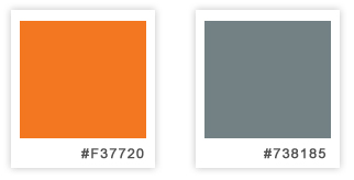 HostDime hex values and color codes